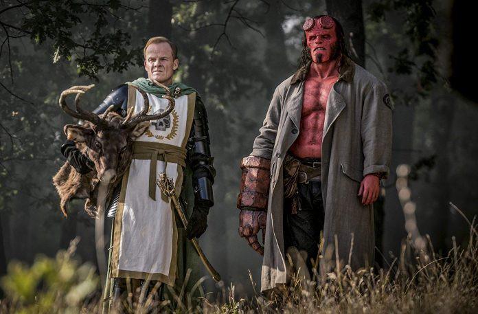 Ngoài hành động bạo lực, Hellboy đáng tiếc từ cốt truyện đến tuyến nhân vật - Ảnh 2.
