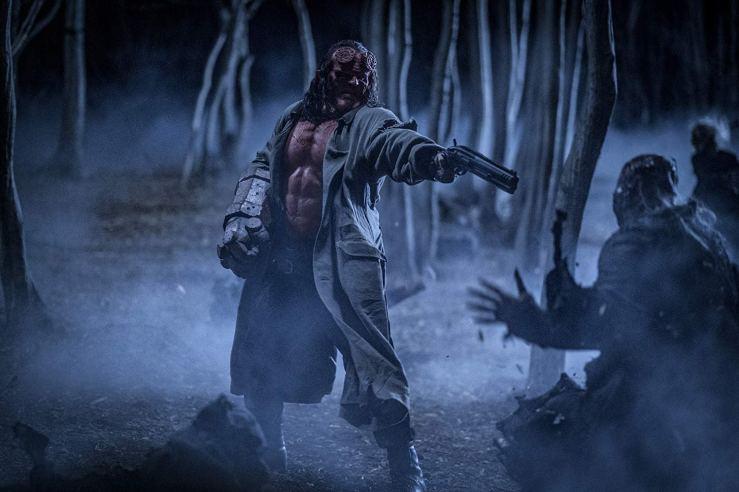 Ngoài hành động bạo lực, Hellboy đáng tiếc từ cốt truyện đến tuyến nhân vật - Ảnh 8.