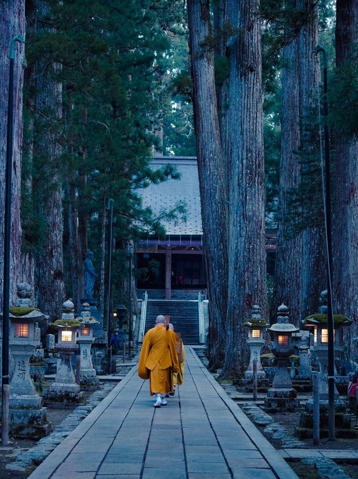 Khám phá Nghĩa trang Okunoin: Nơi được mệnh danh thánh địa thiêng liêng nhất Nhật Bản, có 5000 chiếc lồng đèn không bao giờ tắt - Ảnh 6.