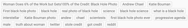 YouTube lại gây phẫn nộ vì tiếp tay cho những kẻ chỉ trích cô gái chụp ảnh hố đen Katie Bouman - Ảnh 3.