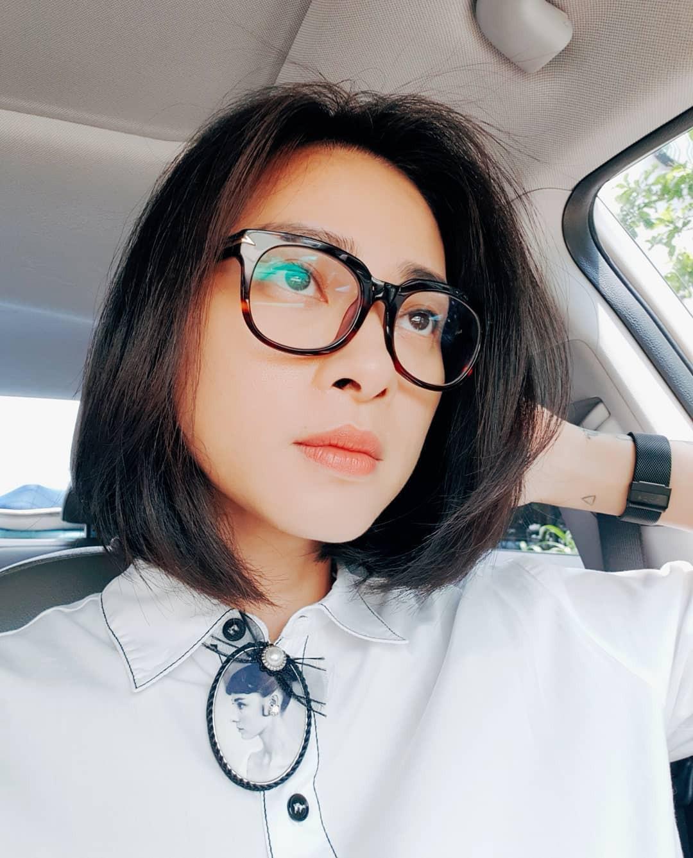 Trẻ đẹp quên thời gian thật, nhưng Ngô Thanh Vân cũng khéo chọn kiểu tóc lắm thì mới hack tuổi đỉnh đến vậy - Ảnh 7.