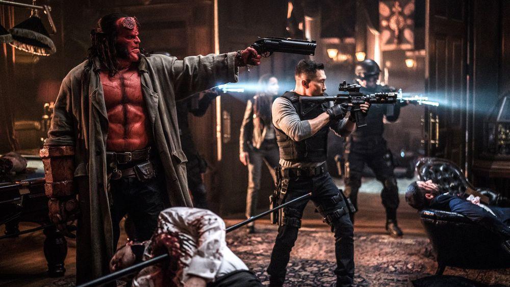 Ngoài hành động bạo lực, Hellboy đáng tiếc từ cốt truyện đến tuyến nhân vật - Ảnh 7.