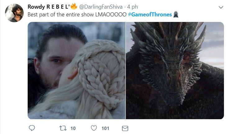 Game of Thrones 8: Mới tập 1, Mẹ Rồng và Sansa đã lườm nhau toét cả mắt - Ảnh 9.