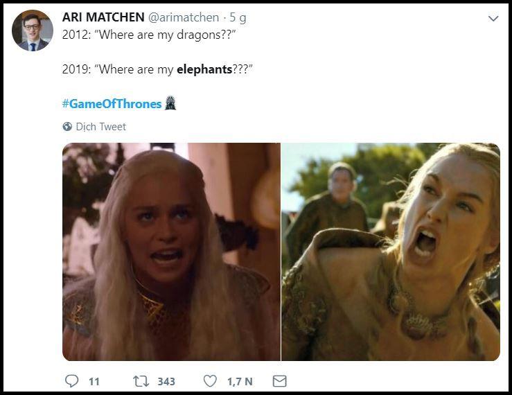 Xem tập đầu mùa 8, netizen cười Game of Thrones đổ nửa gia tài vào làm cảnh mở màn - Ảnh 8.
