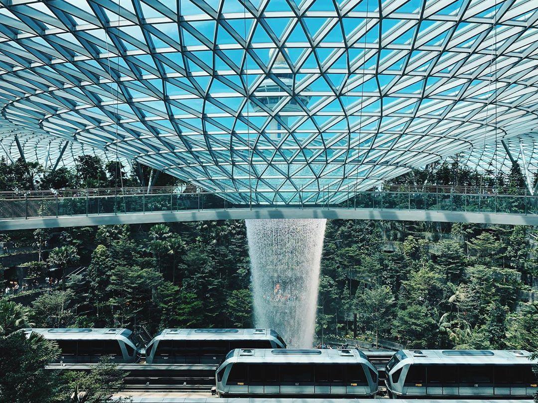 Vừa mới khai trương, khu phức hợp Jewel tại sân bay Changi - Singapore đã chiếm trọn spotlight trên MXH - Ảnh 7.