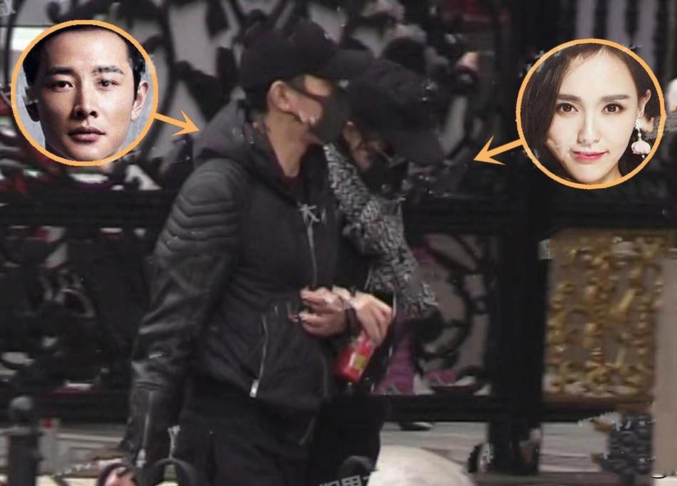 Paparazzi tiết lộ chùm ảnh La Tấn cùng bố vợ hộ tống Đường Yên tới bệnh viện khám thai? - Ảnh 3.