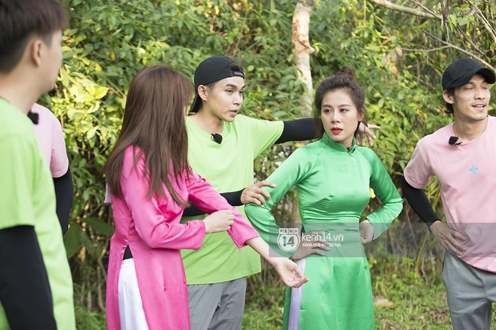 Running Man - Không lên sóng: Nam Thư tức tưởi đòi quay lại xử đẹp BB Trần - Ảnh 5.