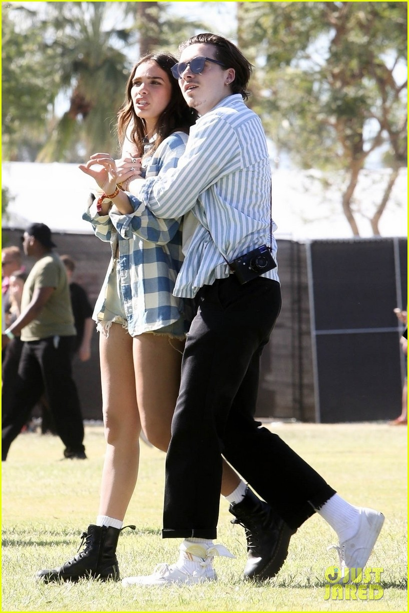 Yêu mùi mẫn như quý tử nhà Beckham: Tình với nửa kia người mẫu đến phát hờn, ai ngờ từng là tay sát gái nổi tiếng - Ảnh 8.