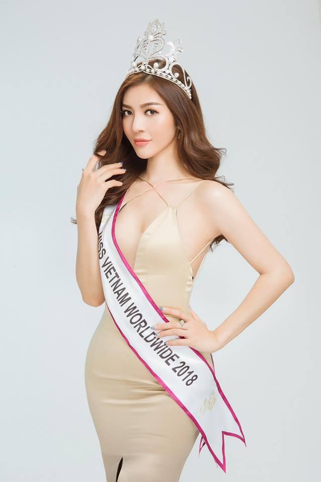 Hoa hậu Việt Nam toàn thế giới bất ngờ chia sẻ trên show hẹn hò: Em thích kim cương! - Ảnh 2.