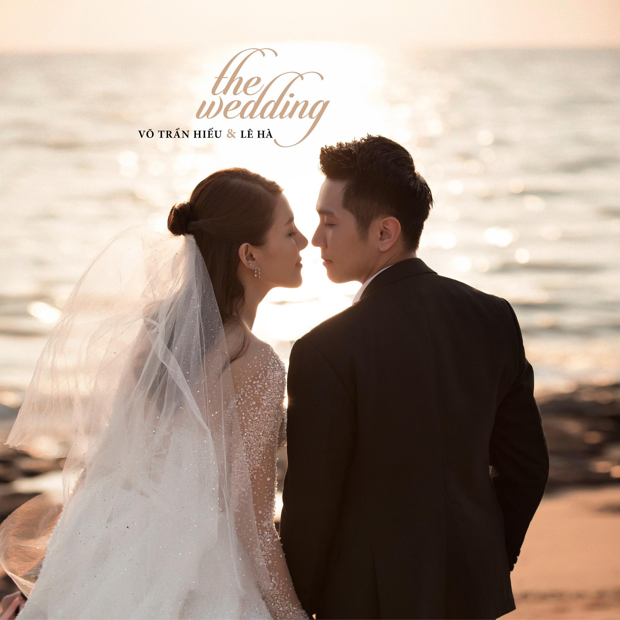 Cận ngày trọng đại, Lê Hà tung trọn bộ ảnh cưới lãng mạn chẳng kém phim Hàn cùng hôn phu điển trai - Ảnh 4.