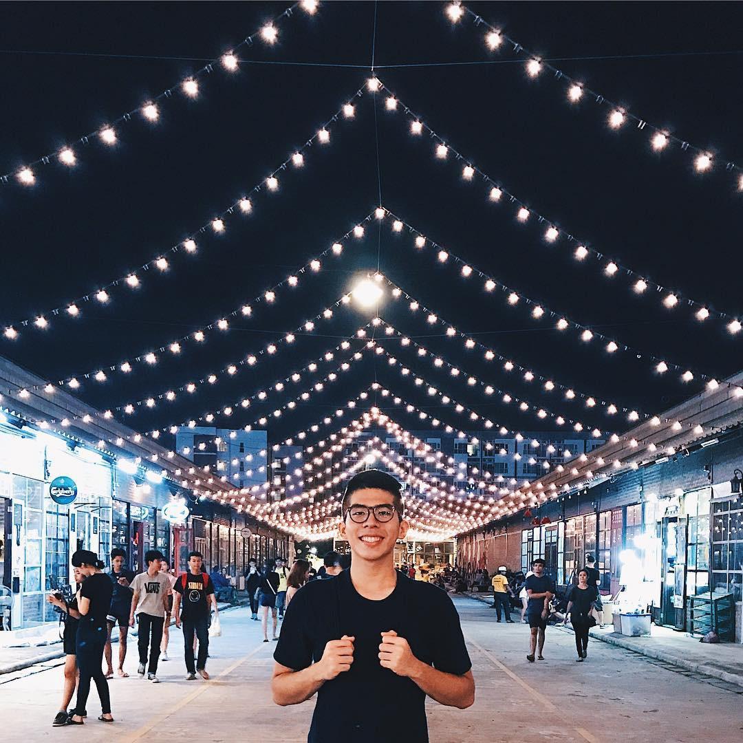 Quẩy nhiệt tình với Tết té nước Songkran xong đừng quên ghé qua khu chợ đêm nổi tiếng này ở Bangkok để ăn sập thế giới nhé! - Ảnh 14.