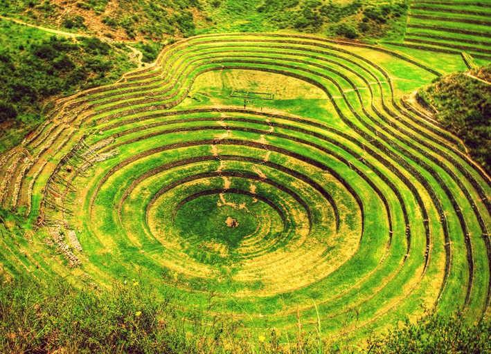 Loạt tàn tích cổ tại Peru - thiên đường dành cho những người có đam mê bất tận với lịch sử cổ đại - Ảnh 1.