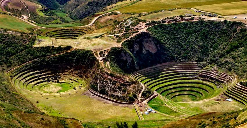 Loạt tàn tích cổ tại Peru - thiên đường dành cho những người có đam mê bất tận với lịch sử cổ đại - Ảnh 2.