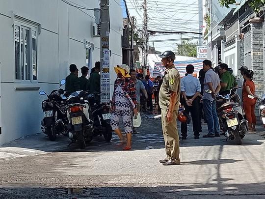 Bình Thuận: Cháy lớn, 1 phụ nữ tử vong - Ảnh 1.