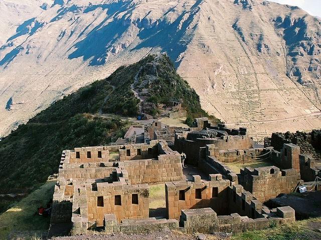 Loạt tàn tích cổ tại Peru - thiên đường dành cho những người có đam mê bất tận với lịch sử cổ đại - Ảnh 14.