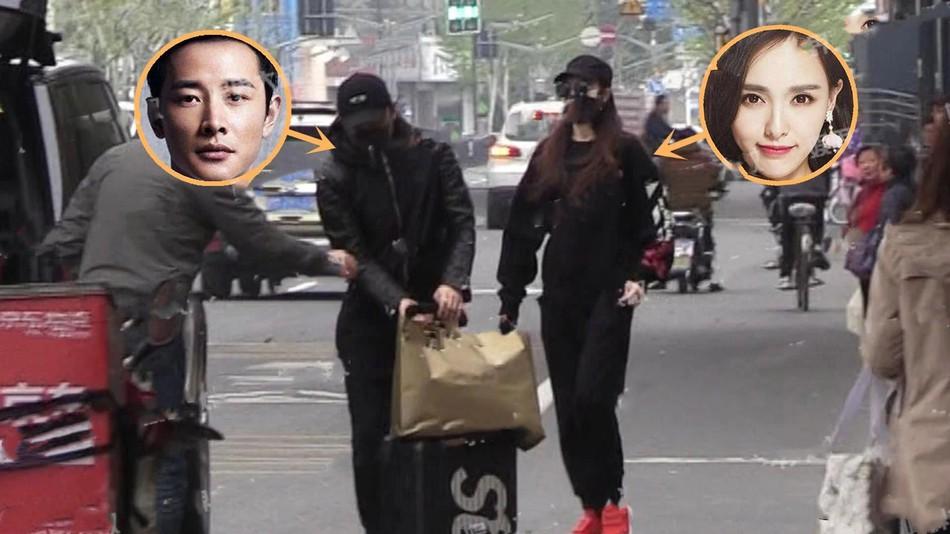 Paparazzi tiết lộ chùm ảnh La Tấn cùng bố vợ hộ tống Đường Yên tới bệnh viện khám thai? - Ảnh 7.