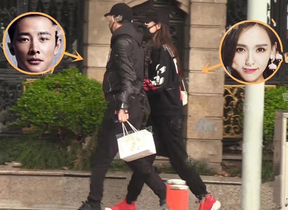 Paparazzi tiết lộ chùm ảnh La Tấn cùng bố vợ hộ tống Đường Yên tới bệnh viện khám thai? - Ảnh 8.