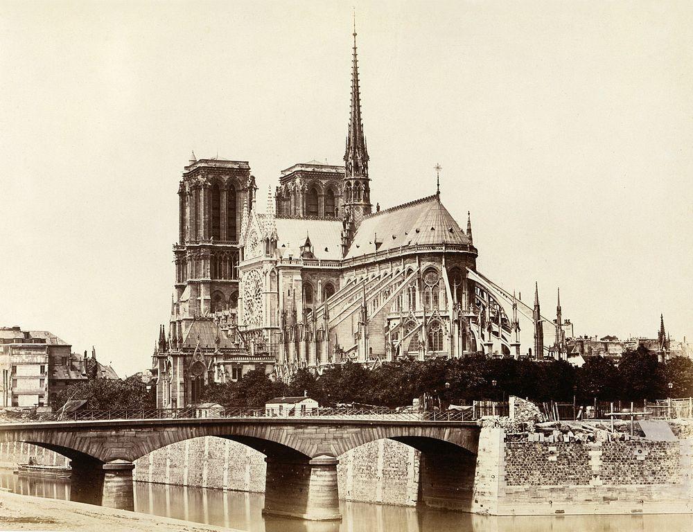 Ngoài việc 850 năm tuổi, Nhà thờ Đức Bà Paris còn chứa nhiều sự thật khiến toàn thế giới phải xót xa - Ảnh 2.