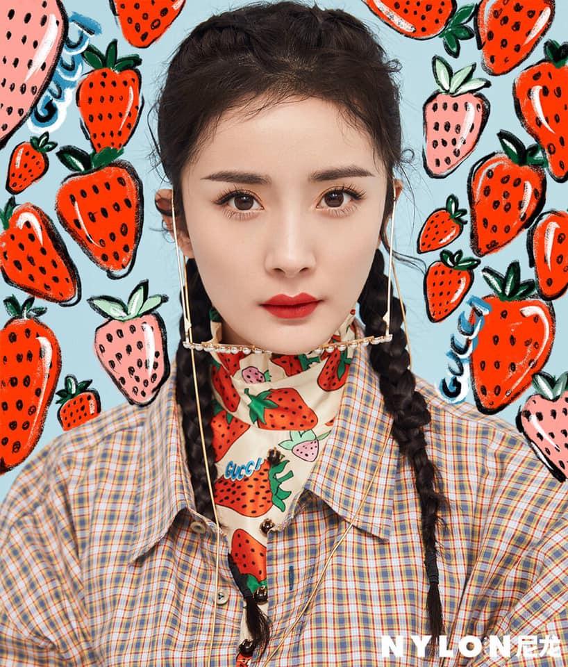 """Sao nữ có gương mặt thời trang nhất châu Á: Nghê Ni đứng đầu, Jennie """"đội sổ"""" nhưng sốc nhất là sự tuột dốc của Nhiệt Ba - Ảnh 16."""