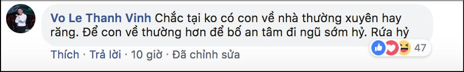 Lời nhắn ngắn gọn đến bố chứng minh con trai kỹ sư của Hoài Linh không chỉ giỏi mà còn sống rất tình cảm - Ảnh 2.