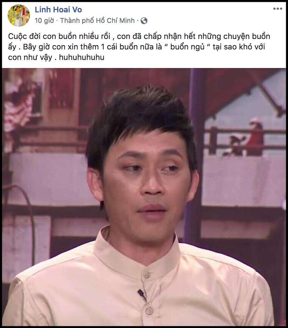 Lời nhắn ngắn gọn đến bố chứng minh con trai kỹ sư của Hoài Linh không chỉ giỏi mà còn sống rất tình cảm - Ảnh 1.