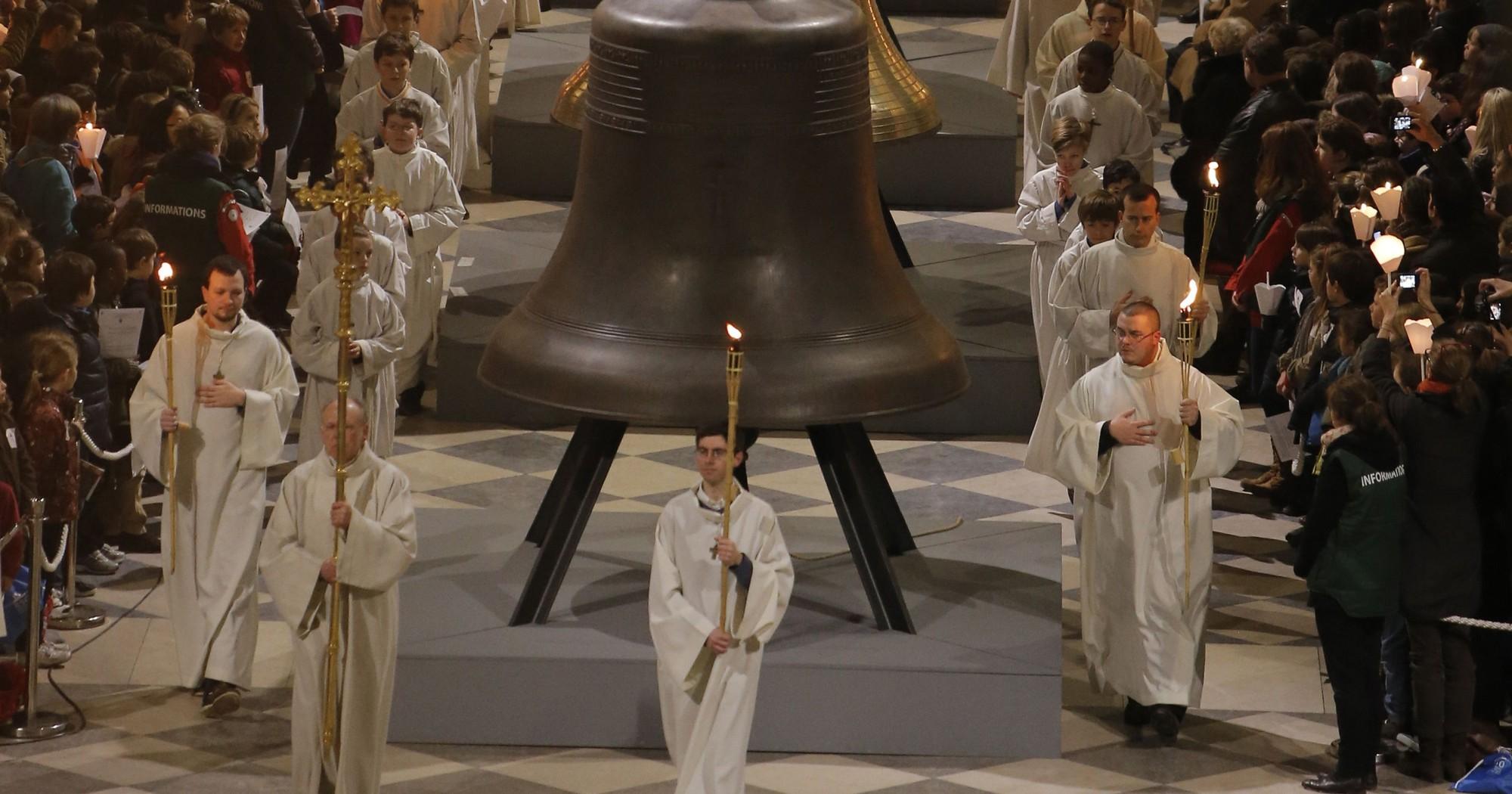 Những bảo vật khiến Nhà thờ Đức Bà Paris là biểu tượng bất diệt trong trái tim người Pháp: Bao nhiêu thứ còn nguyên vẹn sau đám cháy? - Ảnh 6.