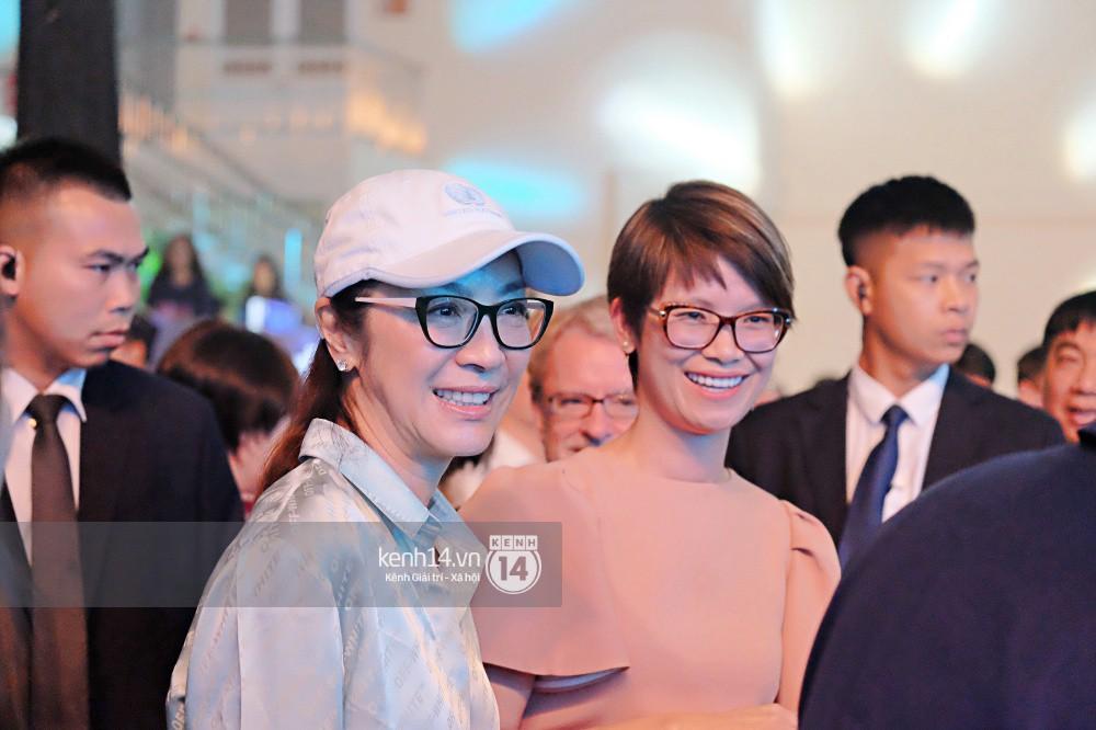 Mẹ chồng siêu giàu Dương Tử Quỳnh xuất hiện rạng rỡ, đồng hành cùng bạn trẻ Việt trong sự kiện ý nghĩa - Ảnh 1.