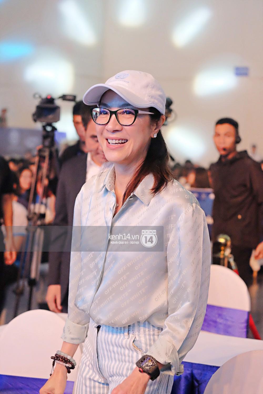 Mẹ chồng siêu giàu Dương Tử Quỳnh xuất hiện rạng rỡ, đồng hành cùng bạn trẻ Việt trong sự kiện ý nghĩa - Ảnh 3.