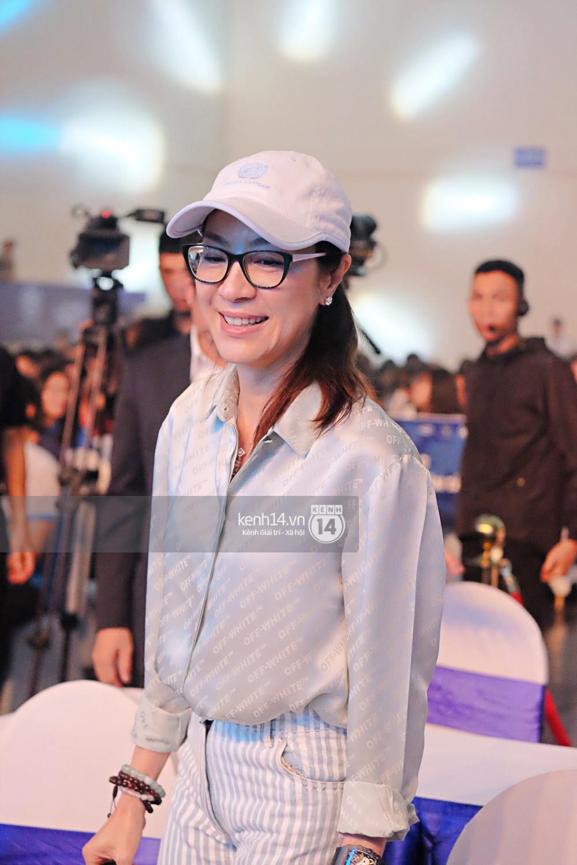 Mẹ chồng siêu giàu Dương Tử Quỳnh xuất hiện rạng rỡ, đồng hành cùng bạn trẻ Việt trong sự kiện ý nghĩa - Ảnh 4.