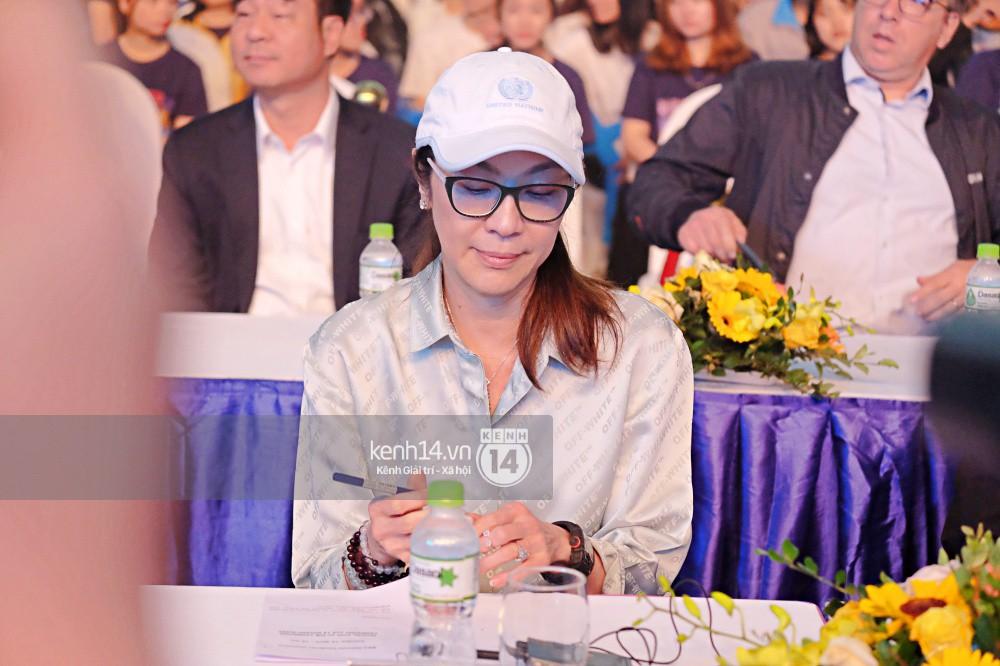 Mẹ chồng siêu giàu Dương Tử Quỳnh xuất hiện rạng rỡ, đồng hành cùng bạn trẻ Việt trong sự kiện ý nghĩa - Ảnh 5.
