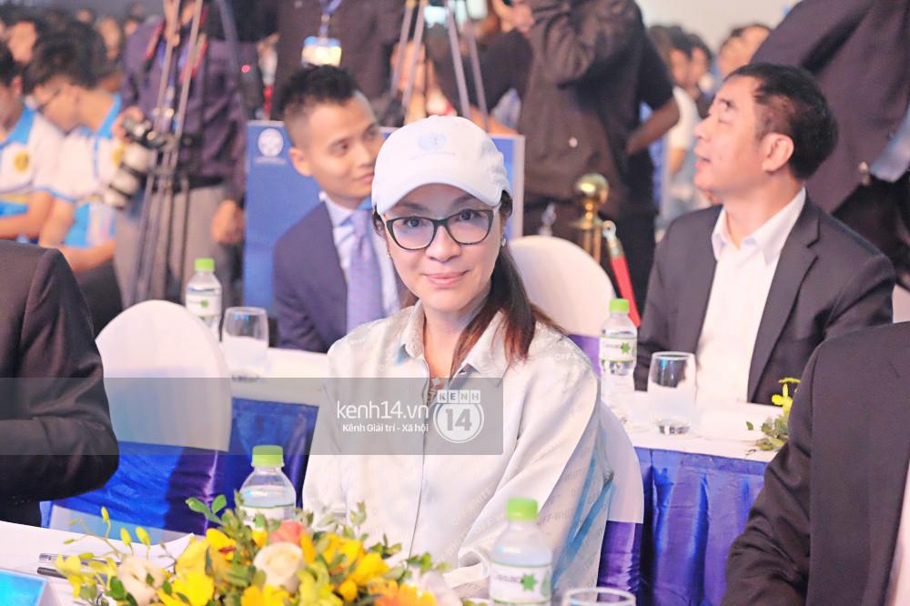 Mẹ chồng siêu giàu Dương Tử Quỳnh xuất hiện rạng rỡ, đồng hành cùng bạn trẻ Việt trong sự kiện ý nghĩa - Ảnh 8.