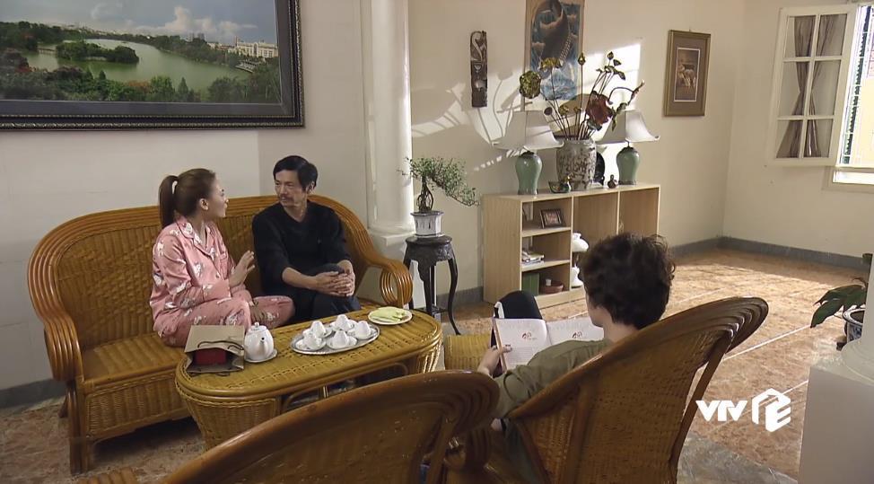 Fan vũ trụ VTV nhất định đừng bỏ qua màn cameo nhẹ của Quỳnh Búp Bê và Chị Nguyệt trong Về Nhà Đi Con! - Ảnh 3.
