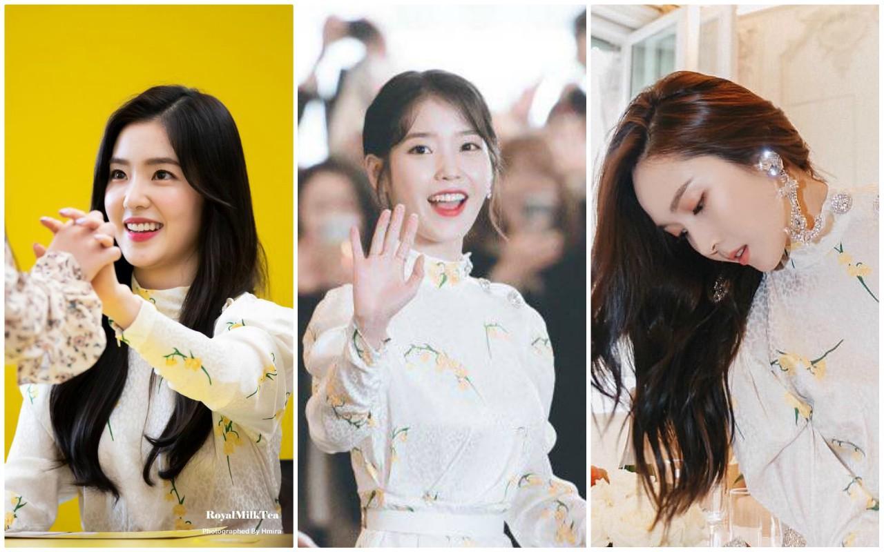 Thật khó tin, đẹp cỡ IU và Irene mà cũng có lúc lép vế trước Jessica - Ảnh 5.