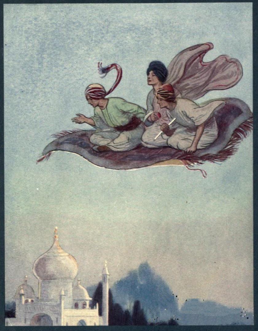Ngã ngửa với nguyên tác 18+ của Aladdin, hóa ra cả tuổi thơ đã bị Disney lừa dối - Ảnh 5.