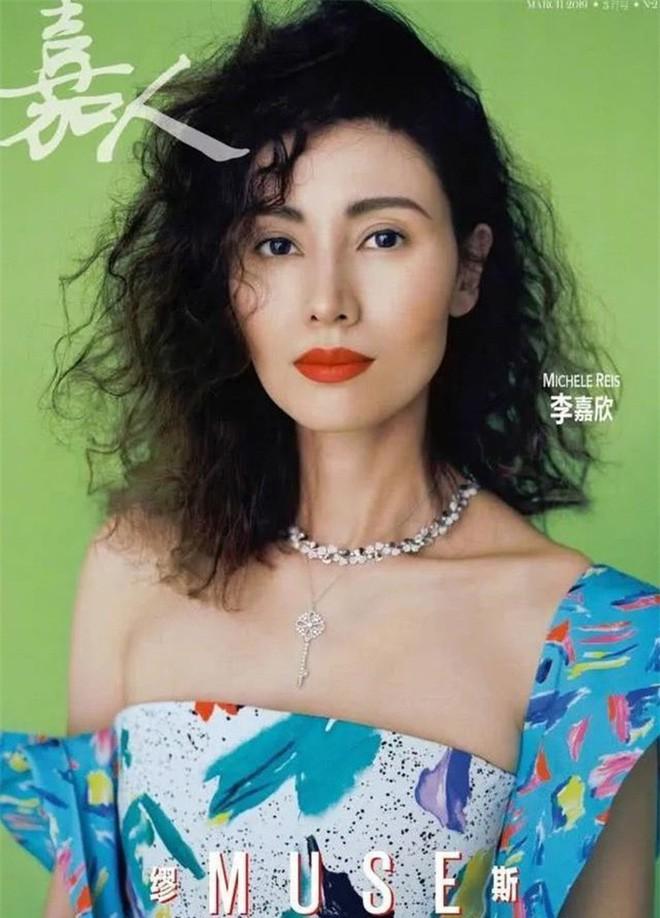 Đẳng cấp nhan sắc của Hoa hậu đẹp nhất lịch sử Hong Kong: Hơn 30 năm giữ vững phong độ nhờ vẻ đẹp lai trường tồn với thời gian - Ảnh 13.