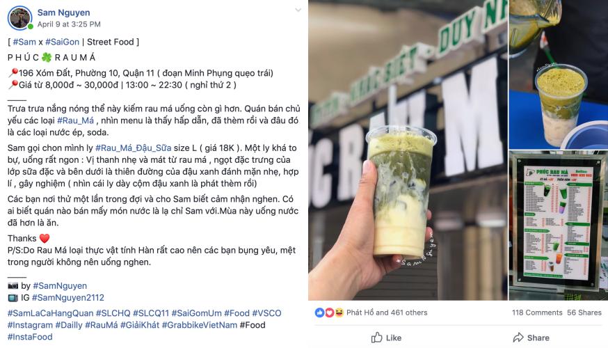 Sài Gòn mùa nóng chảy mỡ: có thức uống thần thánh được dân tình ùn ùn kéo nhau đi thử và review - Ảnh 3.