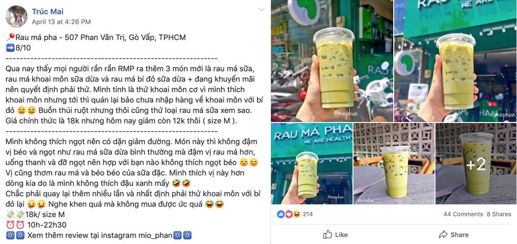 Sài Gòn mùa nóng chảy mỡ: có thức uống thần thánh được dân tình ùn ùn kéo nhau đi thử và review - Ảnh 6.