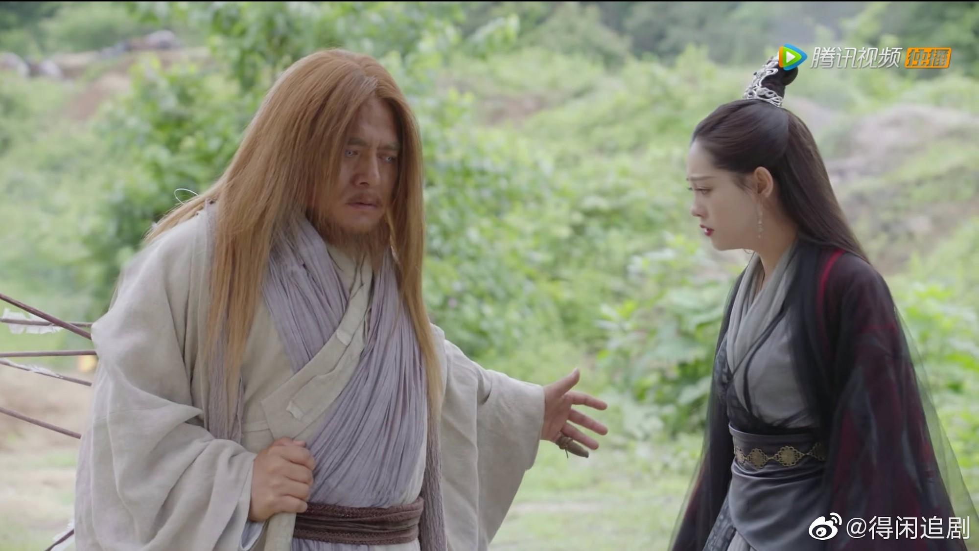 Thảm hoạ tập cuối Tân Ỷ Thiên Đồ Long Ký, netizen phẫn nộ: Biên kịch là mẹ đẻ Chu Chỉ Nhược đúng không? - Ảnh 4.