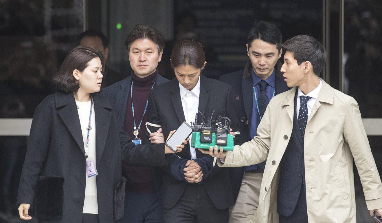 Tội phạm tình dục, ma túy và trốn thuế: Những vụ bê bối K-pop hé lộ mặt tối của khu nhà giàu Gangnam - Ảnh 6.