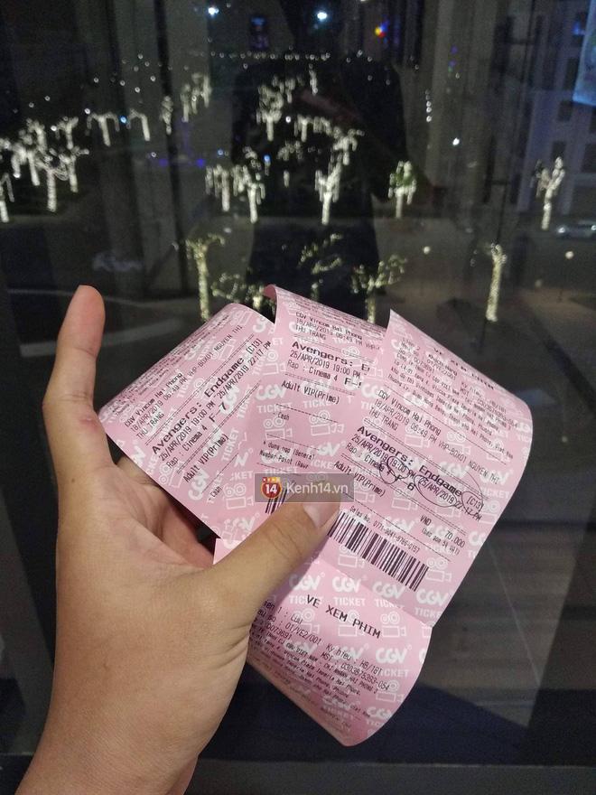 Đã xuất hiện phe vé chợ đen cho Avengers: Endgame tại Việt Nam: Nè em gái, một vé là 300! - Ảnh 4.