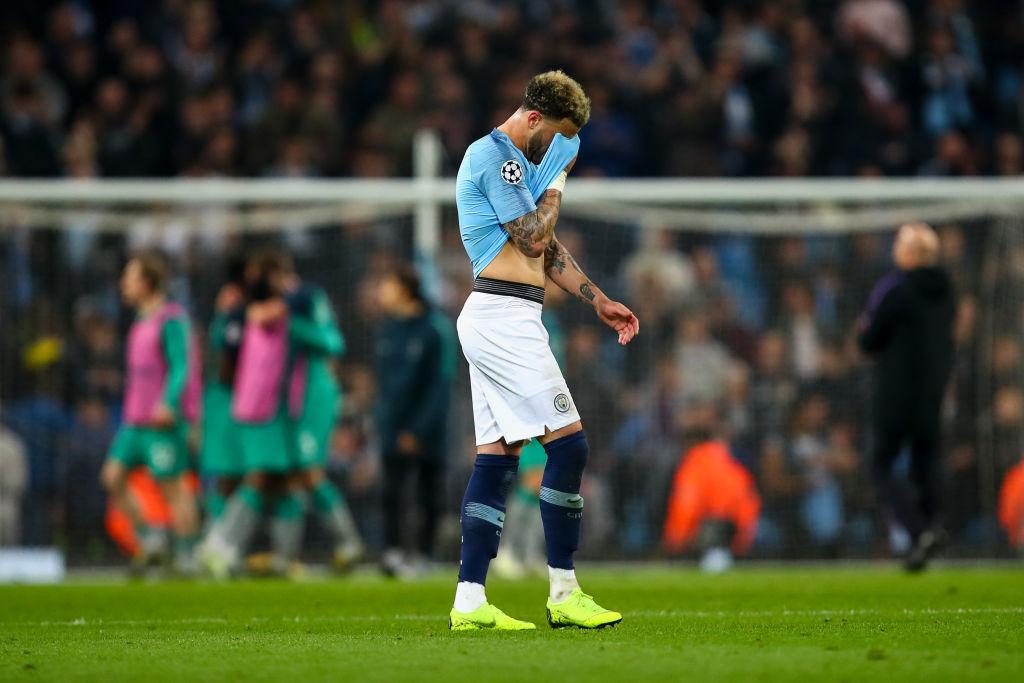 Dàn sao Man City sau thất bại nghiệt ngã nhất lịch sử Champions League: người chết lặng, người gục khóc đau đớn - Ảnh 5.