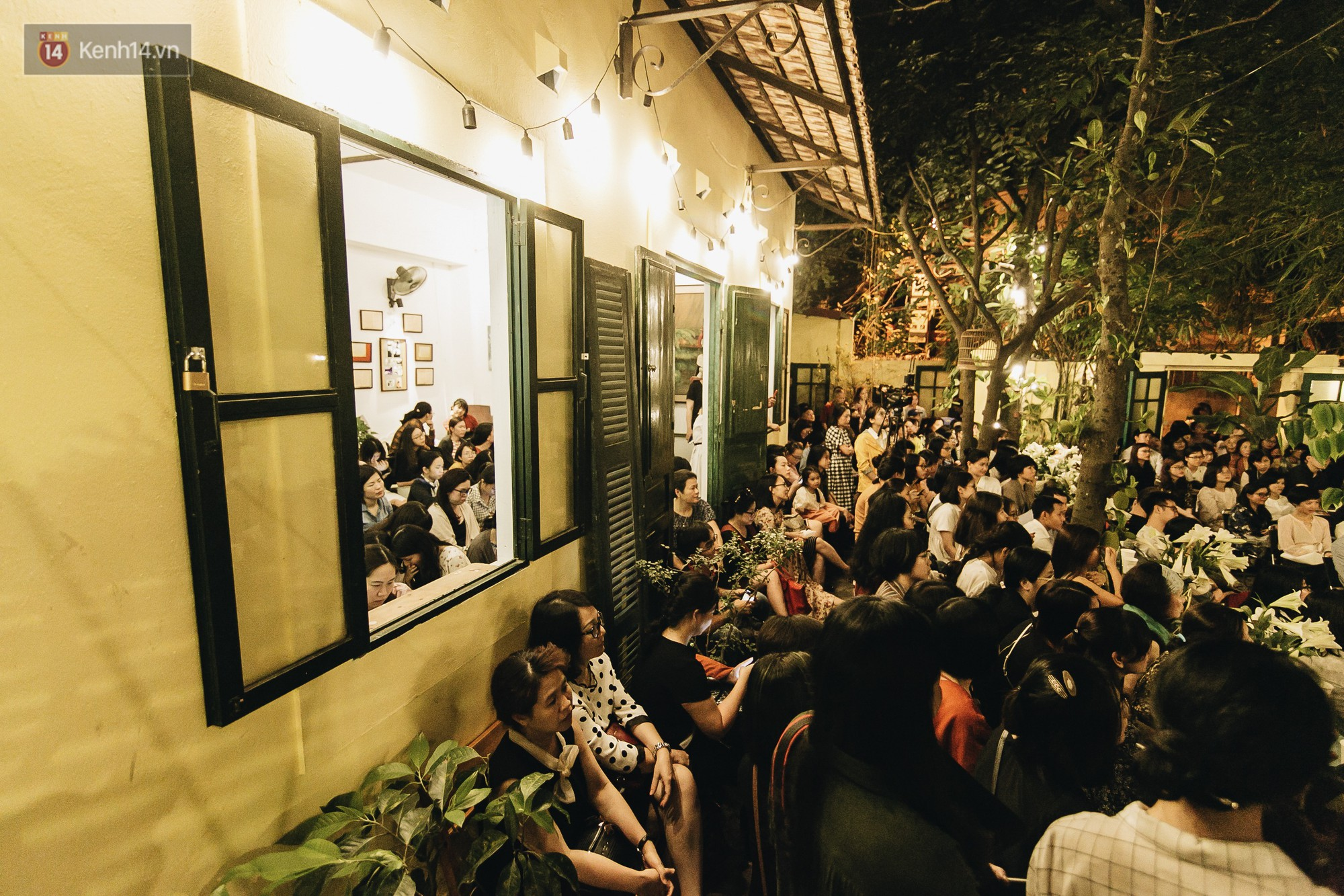 Chuyện về căn phòng 6m2 của vợ chồng Lưu Quang Vũ - Xuân Quỳnh và đêm thơ tưởng nhớ đầy cảm xúc ở Hà Nội - Ảnh 4.