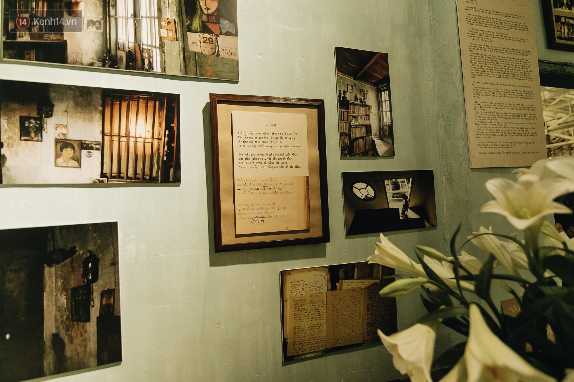 Chuyện về căn phòng 6m2 của vợ chồng Lưu Quang Vũ - Xuân Quỳnh và đêm thơ tưởng nhớ đầy cảm xúc ở Hà Nội - Ảnh 17.