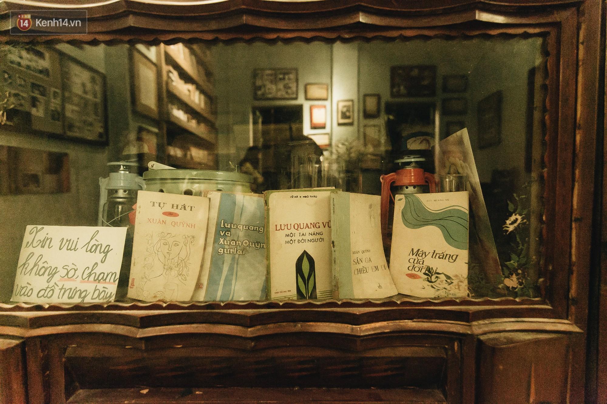 Chuyện về căn phòng 6m2 của vợ chồng Lưu Quang Vũ - Xuân Quỳnh và đêm thơ tưởng nhớ đầy cảm xúc ở Hà Nội - Ảnh 16.