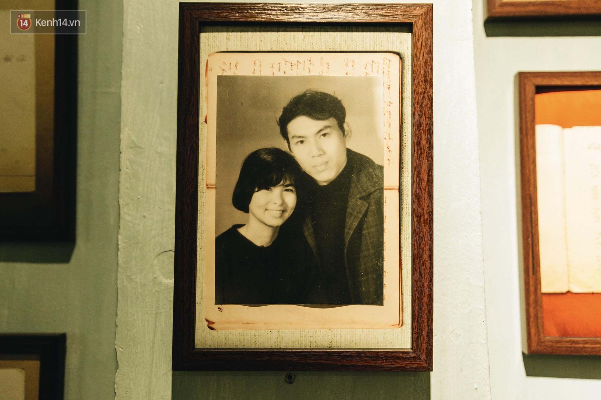 Chuyện về căn phòng 6m2 của vợ chồng Lưu Quang Vũ - Xuân Quỳnh và đêm thơ tưởng nhớ đầy cảm xúc ở Hà Nội - Ảnh 1.
