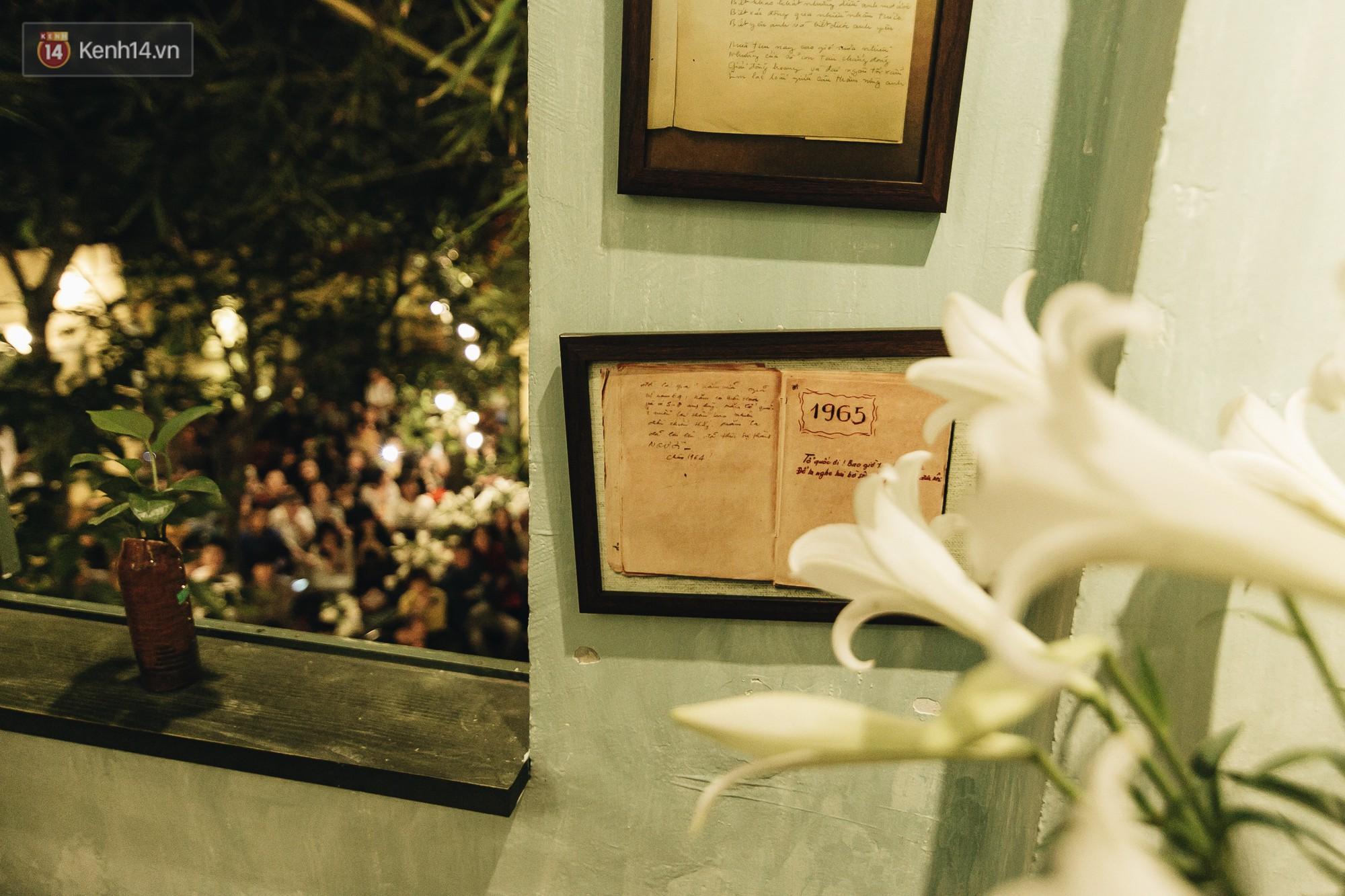Chuyện về căn phòng 6m2 của vợ chồng Lưu Quang Vũ - Xuân Quỳnh và đêm thơ tưởng nhớ đầy cảm xúc ở Hà Nội - Ảnh 11.