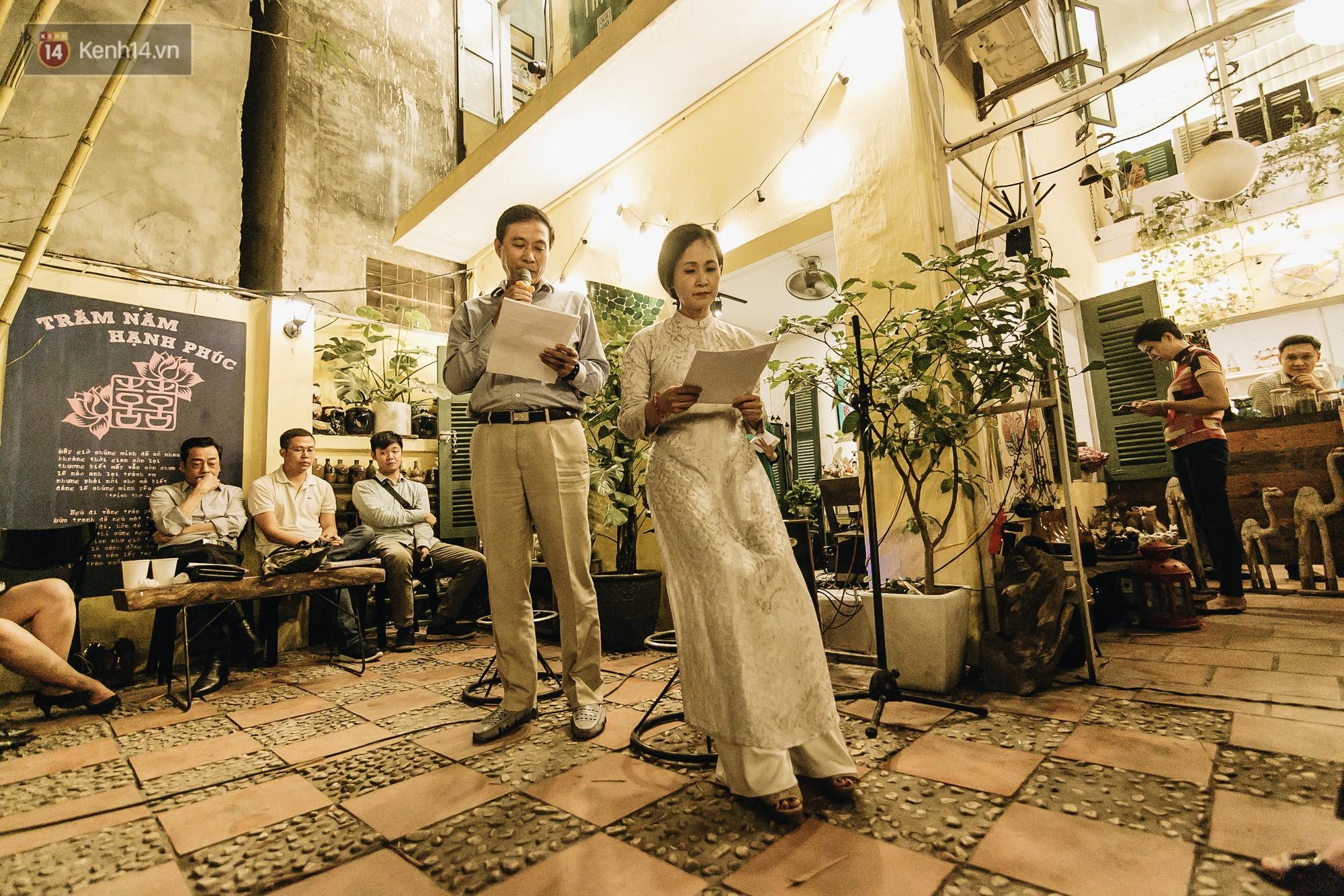 Chuyện về căn phòng 6m2 của vợ chồng Lưu Quang Vũ - Xuân Quỳnh và đêm thơ tưởng nhớ đầy cảm xúc ở Hà Nội - Ảnh 8.