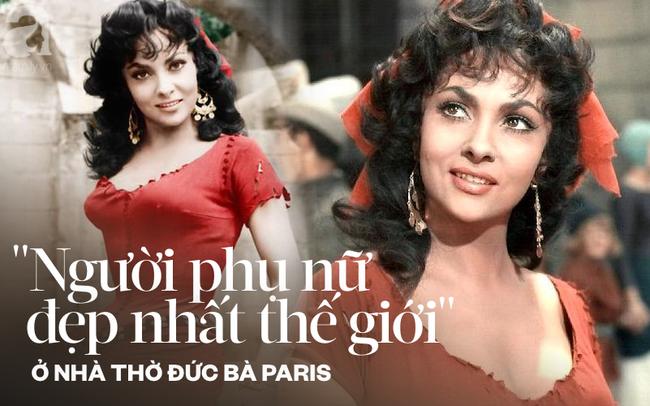Đường tình xáo trộn của mỹ nhân Nhà thờ Đức Bà Paris: Biểu tượng tình dục của điện ảnh Ý, gần 90 tuổi vẫn lao đao vì trai trẻ - Ảnh 1.