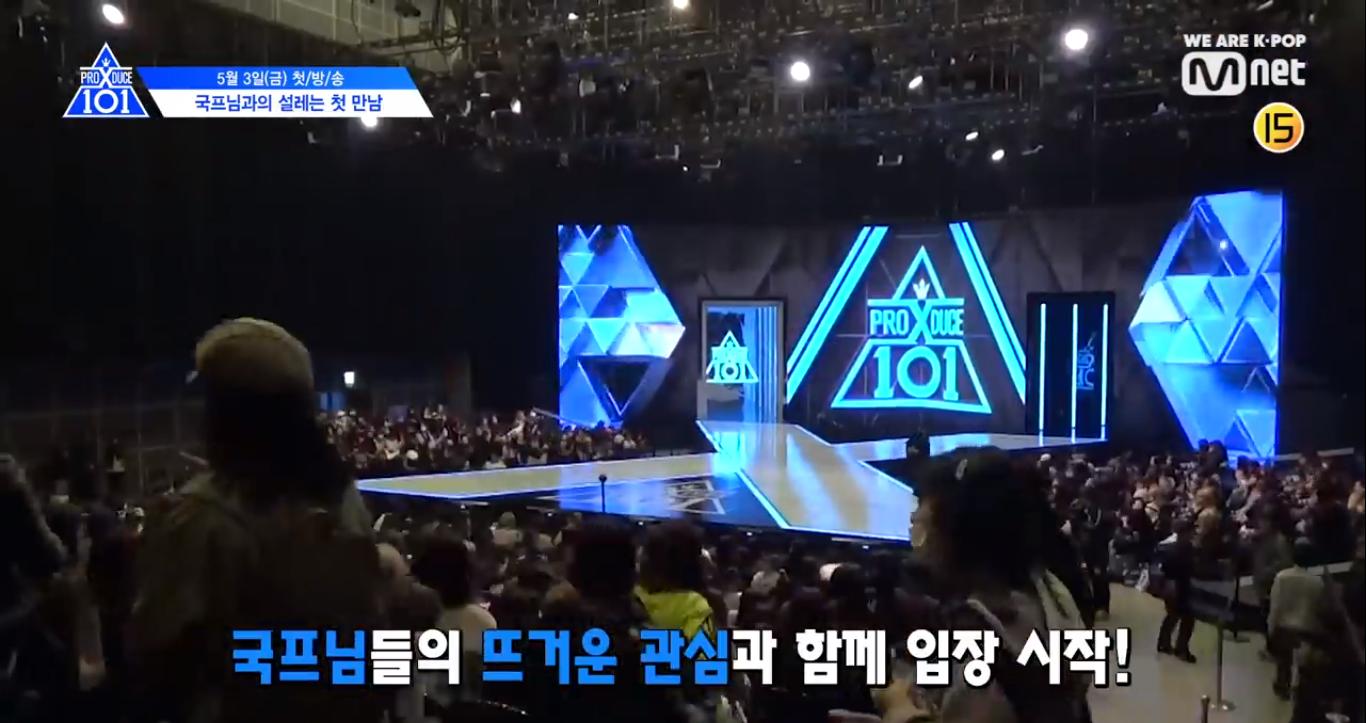 Nhìn thí sinh Produce X 101 catwalk trên sân khấu, fan thốt lên: Tưởng đang thi Hoa hậu Hoàn vũ? - Ảnh 4.