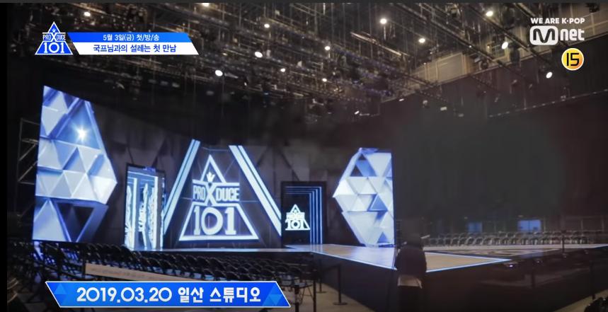 Nhìn thí sinh Produce X 101 catwalk trên sân khấu, fan thốt lên: Tưởng đang thi Hoa hậu Hoàn vũ? - Ảnh 3.
